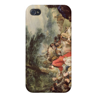 The Hunt Lunch, 1737 iPhone 4/4S Cases