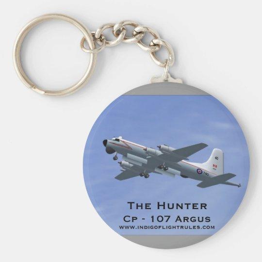The Hunter, Cp - 107 Argus Keychain