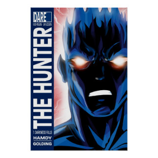 The Hunter Issue #1 Poster