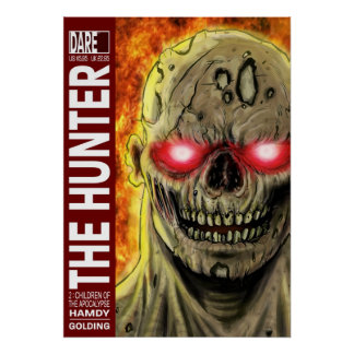 The Hunter Issue 2 Poster