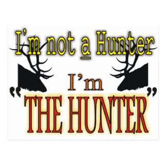 The Hunter Postcards