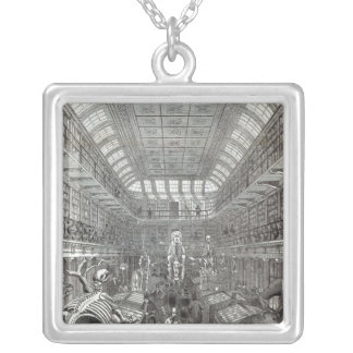 The Hunterian Museum Silver Plated Necklace