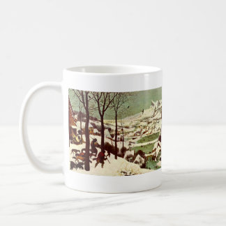 The Hunters in the Snow - 1565 Coffee Mug