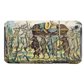 The Hunter's Procession, c.1850 (hand coloured lit Barely There iPod Cases