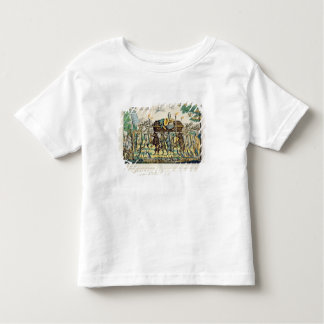 The Hunter's Procession, c.1850 (hand coloured lit Toddler T-Shirt