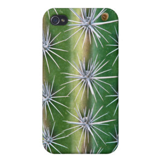 The Huntington Botanical Garden, Octopus Cactus iPhone 4 Covers