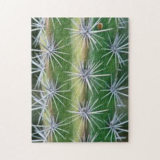 The Huntington Botanical Garden, Octopus Cactus Jigsaw Puzzle
