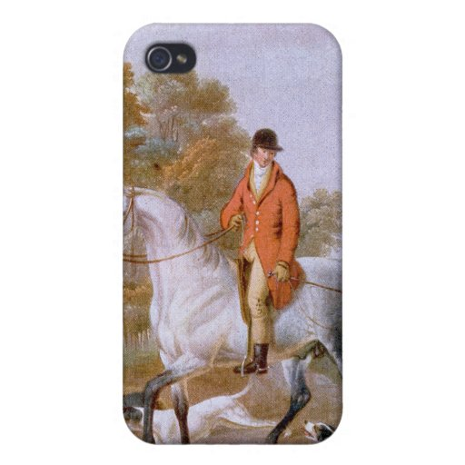 The Huntsman iPhone 4/4S Cases