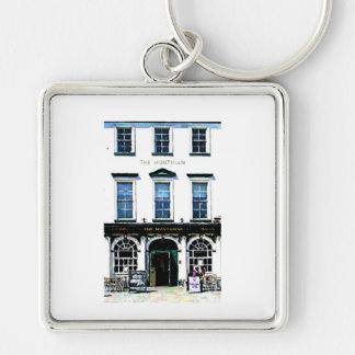 The Huntsman Public House Keychain