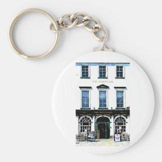 The Huntsman Public House Key Chains
