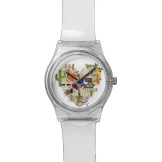 The I LOVE TEXAS wristwatch