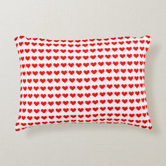 The I ♥ pillow..Customise it for who or what you ♥ Decorative Cushion