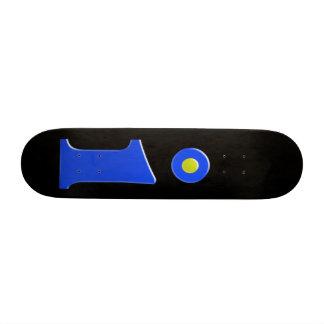 The I Skate Deck
