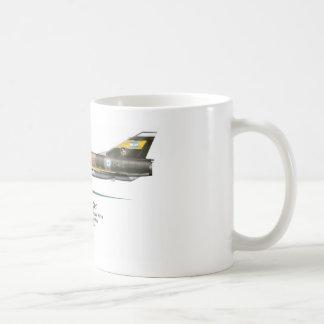 The IAI Dagger - Aerial Fuerza Argentina - the Fal Basic White Mug