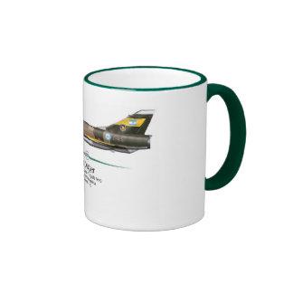 The IAI Dagger - Aerial Fuerza Argentina - the Fal Ringer Mug