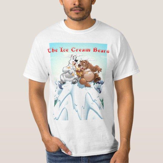 The Ice Cream Bears T-Shirt