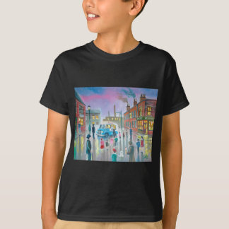 The Ice Cream Van oil painting T-Shirt