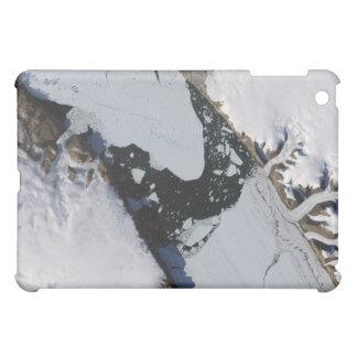 The ice island iPad mini case