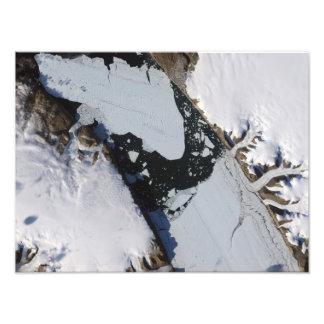 The ice island photo