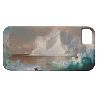 The Icebergs by Frederic Edwin Church 1861 iPhone 5 Cases