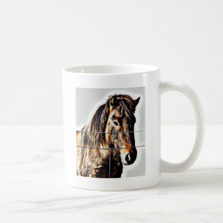 The Icelandic Horse - A Real Friend Coffee Mug