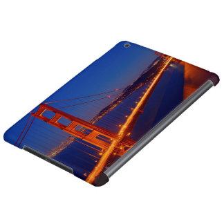 The iconic bridge with San Francisco