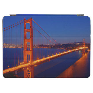 The iconic bridge with San Francisco iPad Air Cover