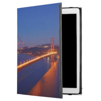 "The iconic bridge with San Francisco iPad Pro 12.9"" Case"