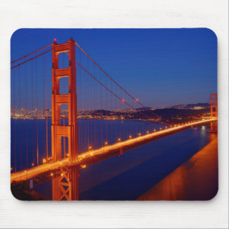 The iconic bridge with San Francisco Mouse Mat