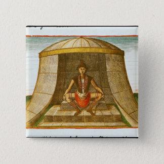 The Idol Kiwasa 15 Cm Square Badge