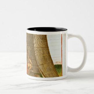 The Idol Kiwasa Two-Tone Coffee Mug