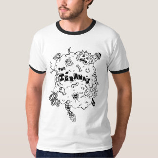 The Iguanas? Cloud Shirt. T-Shirt
