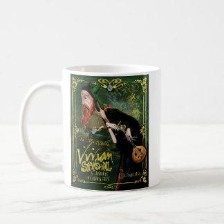 The Illustrated Vivian Stanshall- Cover Mug