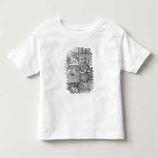 The Illustrator, published by Hartman Schopper Toddler T-Shirt