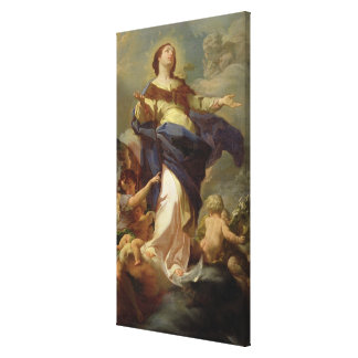 The Immaculate Conception 2 Canvas Print