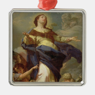 The Immaculate Conception 2 Christmas Ornament