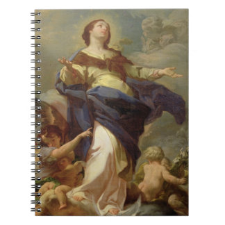The Immaculate Conception 2 Notebook