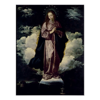 The Immaculate Conception, c.1618 Poster