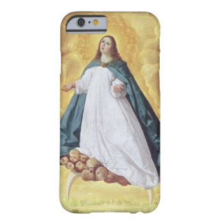 The Immaculate Conception, c.1628-30 (oil on canva Barely There iPhone 6 Case