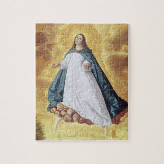 The Immaculate Conception, c.1628-30 (oil on canva Jigsaw Puzzle