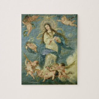 The Immaculate Conception Jigsaw Puzzle