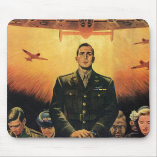 The Immortal Harpy Mouse Pad