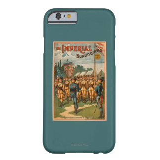 The Imperial Burlesquers Female Soldiers Play Barely There iPhone 6 Case
