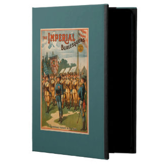 The Imperial Burlesquers Female Soldiers Play Cover For iPad Air