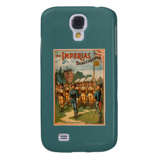 The Imperial Burlesquers Female Soldiers Play Galaxy S4 Case