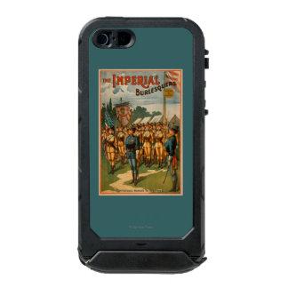 The Imperial Burlesquers Female Soldiers Play Incipio ATLAS ID™ iPhone 5 Case