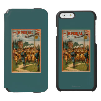 The Imperial Burlesquers Female Soldiers Play Incipio Watson™ iPhone 6 Wallet Case