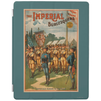 The Imperial Burlesquers Female Soldiers Play iPad Cover