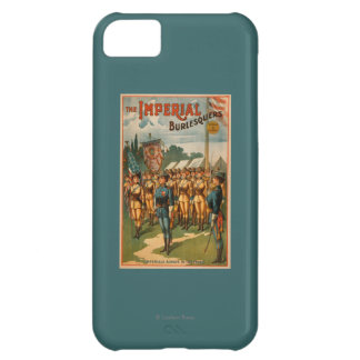 The Imperial Burlesquers Female Soldiers Play iPhone 5C Case