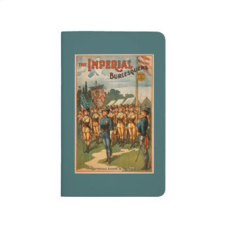The Imperial Burlesquers Female Soldiers Play Journals